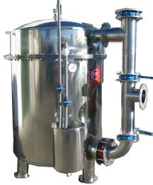 Stainless Steel Activated Carbon Filter
